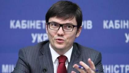 Черговий міністр з уряду Яценюка йде у відставку