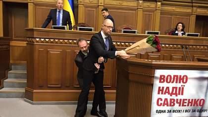 ТОП-новини: у Раді побились через Яценюка, Радбез ООН провів засідання щодо України