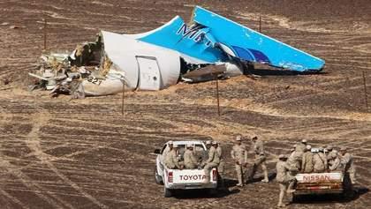 Египет сделал новое заявление относительно падения российского самолета