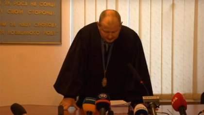 Суд решил доставить Корбана на заседание