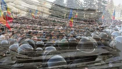 Який вплив можуть мати протести у Молдові на Україну: огляд міжнародних ЗМІ