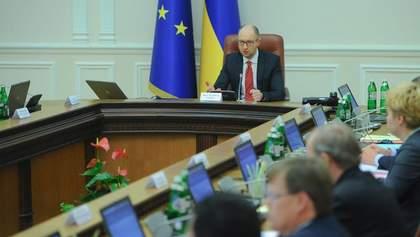 Міністри офіційно відкликали свої заяви про відставку