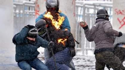 Скалічені на Майдані активісти отримуватимуть пенсію