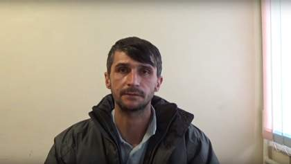 СБУ під Щастям затримала бойовика з Росії, який мав 4 судимості