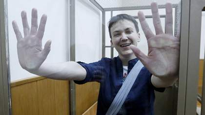 Главное за день: объявление приговора Савченко, похороны Георгия Гонгадзе