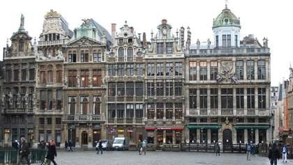 Туристи уникають Брюссель