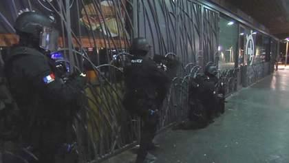 Репетицію терактів провели у Франції
