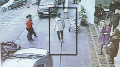 Оприлюднено нове відео з підозрюваним в організації теракту в Брюсселі