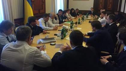 Кутовой рассказал, о чем новый Кабмин говорил на первом правительственном совещании
