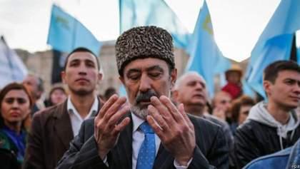 Попранные права крымских татар