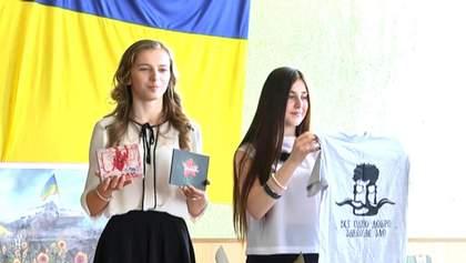Як харківські школярі збирали гроші для поранених військових