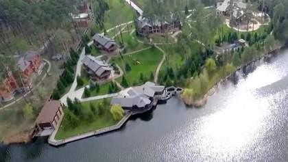 У мережі показали розкішний маєток колишнього регіонала