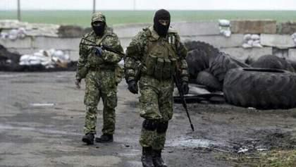 Терористи активізувалися поблизу Щастя