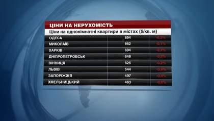Где в украинских городах дешевле всего купить квартиру