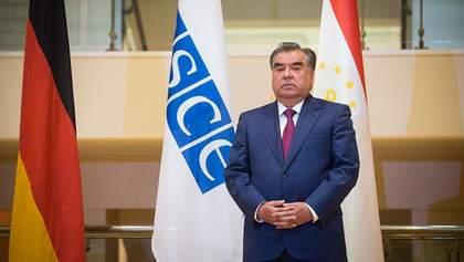 Президент Таджикистана Рахмон теперь может править пожизненно