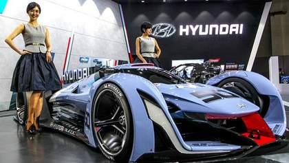 Масштабное автошоу в Корее поразило новинками будущего