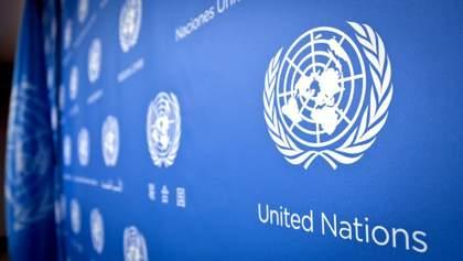 Порошенко направив до ООН лист протесту щодо скандальної промови Генсека