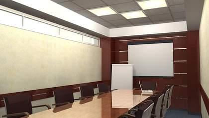 Офисные помещения Киева резко подешевели