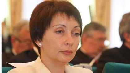 Подружка Януковича потрапила на гачок до НАБУ