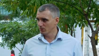 Мэр Николаева пришел пьяным на встречу с жителями