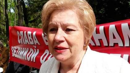 Кернес отказался лишить коммунистку Александровскую почетного звания