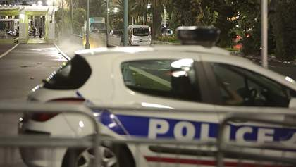 Теракт в Ницце: появилось видео ликвидации террориста