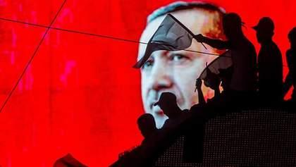 Эрдоган был в шаге от смерти: появилось видео