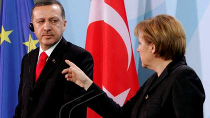 Меркель рассказала, почему Турция ставит под угрозу вступление в ЕС