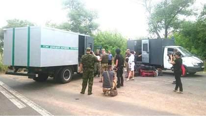 Боевики передали Украине 23 осужденных: появились фото