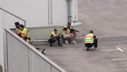Стрельба в Мюнхене: полиция сообщает о трех вооруженных людях
