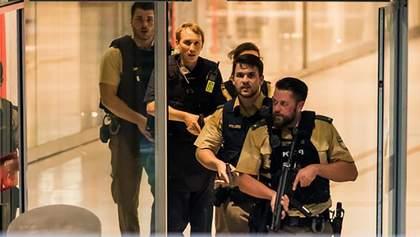 Стрельба в Мюнхене. Хроника событий
