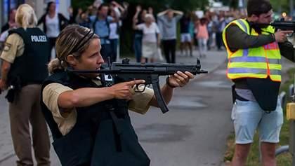 Как выглядит спецоперация в Мюнхене: опубликованы фото