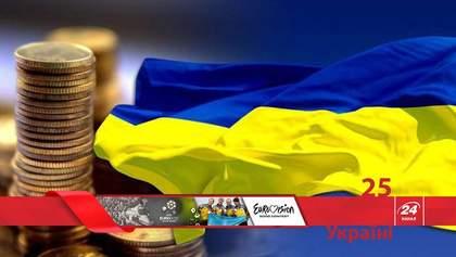 2000 – первый год экономического роста Украины