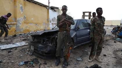 Екстремісти скоїли кривавий теракт у Сомалі