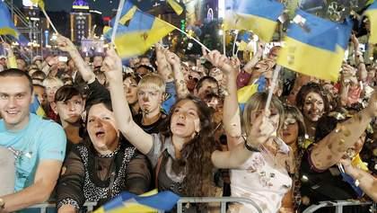 Популярные украинские артисты рассказали, что для них значит Независимость