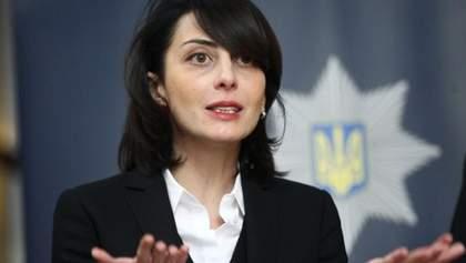 Деканоідзе призначила нового керівника поліції у Кривому Озері
