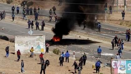 Протестувальники викрали і вбили заступника Міністра внутрішніх справ у Болівії