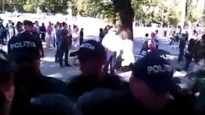 В Молдові святкування переросло в заворушення
