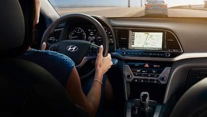 Чем удивляет новая модель Hyundai Elantra: тест-драйв автомобиля