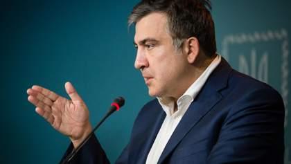 Саакашвілі прокоментував масові заворушення через вбивство дитини на Одещині