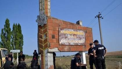 Виселення ромів з Лощинівки перенесли: в поліції розповіли деталі