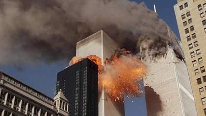 Люди вистрибували з вікон: моторошні фото трагедії 11 вересня у США