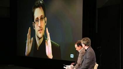 Сноуден попросив Обаму помилувати його