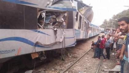 Два поезда столкнулись в Алжире: есть погибшие и десятки раненых