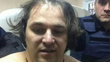 Лікар розповів про стан здоров'я вбивці поліцейських в Дніпрі