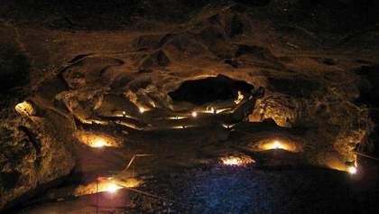 Украинцы открыли самую крупную гипсовую пещеру в мире