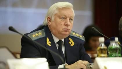 Архив экс-генпрокурора Пшонки находится у руководителя Управления специальных расследований ГПУ