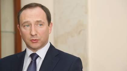 Глава АП Райнин рассказал, какие задачи перед ним поставил Порошенко