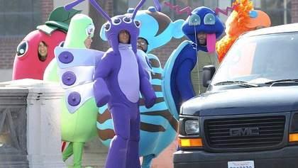 Maroon 5 сняли забавный клип про покемонов