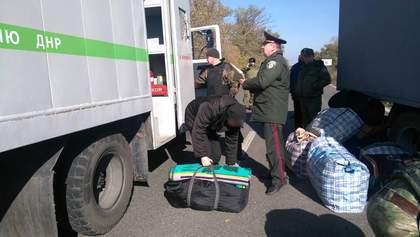 Боевики передали Украине 23 осужденных
